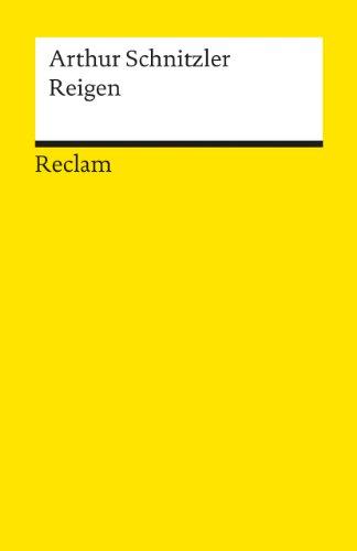 Reigen: Zehn Dialoge (Reclams Universal-Bibliothek)