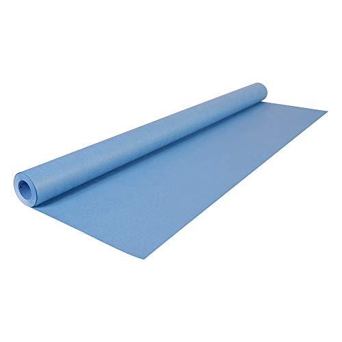 Clairefontaine Rotolo Kraft colorato, 10 x 0,70 m, blu francese