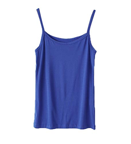 MaoDaAiMaoYi Dames Camisole Slim Fit Top zomer tank mouwloos sling stijlvol uniek rugvrij casual basic onderhemd T-shirt normale lak