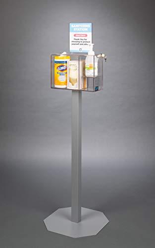 Respiratory Hygiene, SANITIZING Station 13
