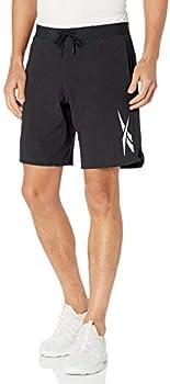 Reebok Textured Epic Mens Athletic Shorts