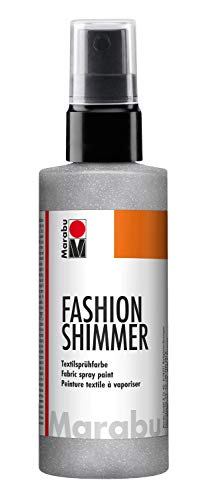 Marabu Fashion Shimmer Brillante-Argento