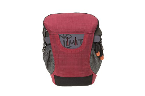 Dorr Large No Limit Holster Tas - Ouder, Rood, Small