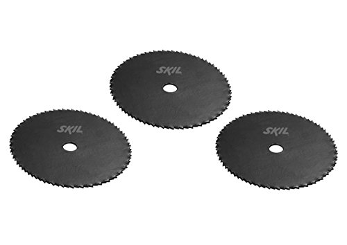 Bosch cirkelzaagaccessoires, Skil zaagblad set van gehard