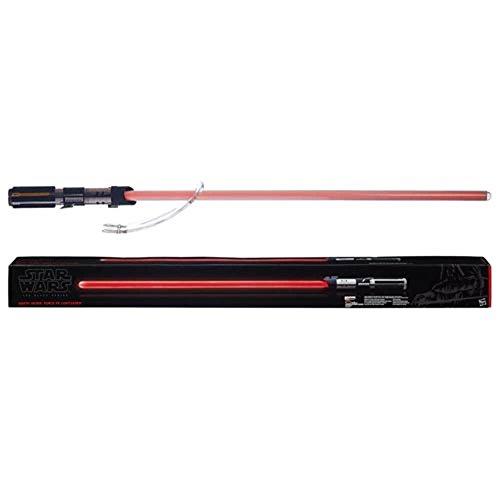 Hasbro Star Wars: Espada láser Darth Vader
