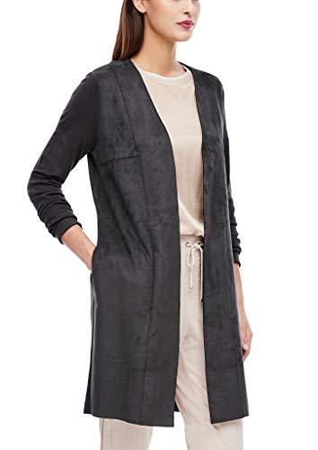 s.Oliver BLACK LABEL Damen 150.11.899.17.150.2041524 Pullover, Grey, 44