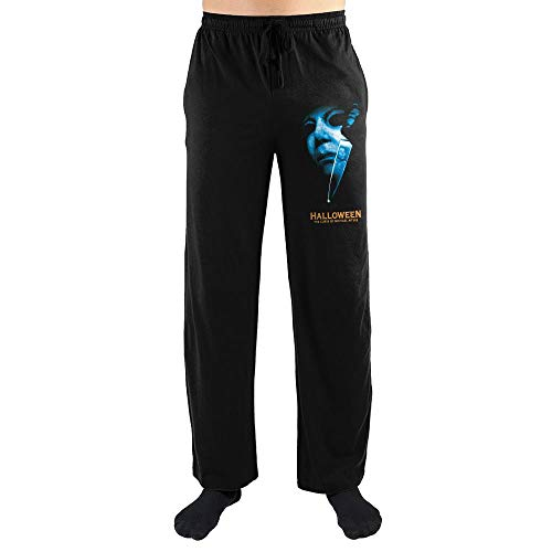 Halloween 'The Curse of Michael Myers' Sleep Pants-X-Large Black
