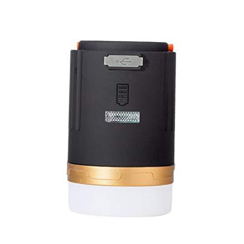 sharprepublic Linterna de Camping LED, LED a batería, 3 Modos de luz, Linterna de Carpa Impermeable para, Emergencia, Supervivencia, Senderismo, Pesca