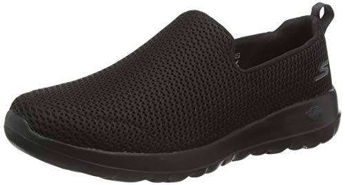 Skechers Go Walk Joy, Women's Slip On Trainers, Black, 4 UK (37 EU)
