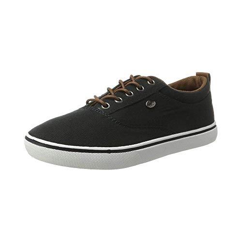 Lico Zapatillas Laredo para hombre., color Negro, talla 37 EU