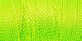 Bulk Buy: Red Heart Sizzle Crochet Thread Nylon (3-Pack) Citron 146-8251