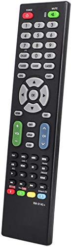 Nuevo Mandos a Distancia Control Remoto Universal de Repuesto para LG, Sony, Samsung, Sharp, Panasonic, Toshiba, Philips, Haier, Hitachi, Sanyo, TCL, AOC y más de Otras Marcas: fácil configuración