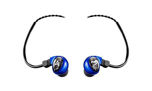 Astell & Kern Billie Jean - Auriculares de Diadema, Color Azul Billie...
