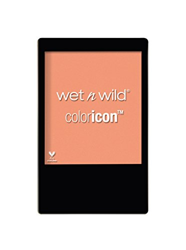 Wet N Wild – Coloricon™ Blush - seidenweiches Rouge für einen strahlenden Glow, Apri-Cot in the Middle, 1er Pack, 30g