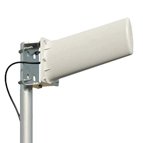 Sirio antenne SLP 1,7-2,5, GSM-1800, 3G-UMTS, WiFi-2,4 GHz, DECT maximale vermogen 50 W, 9 dBd - 11.1 dBi,