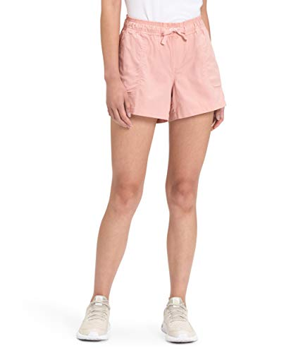 The North Face Women's Motion Pull-On Short, Evening Sand Pink, M-LNG