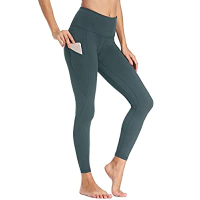 Amazon - Save 40%: Willit Women's Fleece Lined Leggings Winter Yoga Running Leggings with P…