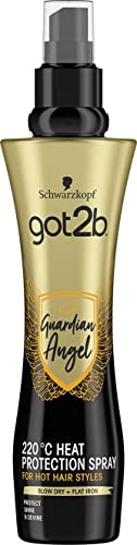 Schwarzkopf got2b 220°C Heat Protection Spray Guardian Angel 200ml