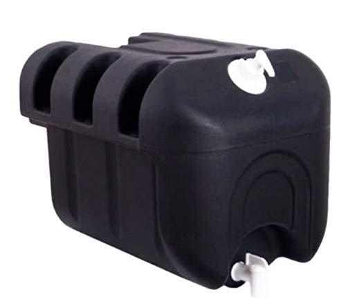Wilms - Depósito de agua con grifo (30 L, para camiones, acampadas)