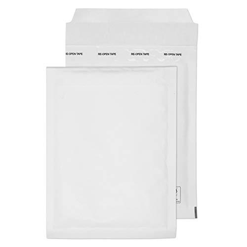 Blake Purely Packaging 215 x 150 mm Envolite Enveloppes à Bulles Pochettes Rembourrée (C/0) Blanc - Boîte de 100