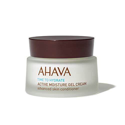 AHAVA Active Moisture Gel Cream - Feuchtigkeitsspendendes Gesichtsgel, 50 g