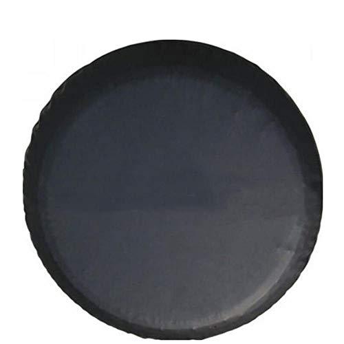 AutoSunShine - Funda para rueda de repuesto para coche, protector de neumáticos (15 pulgadas con logotipo)