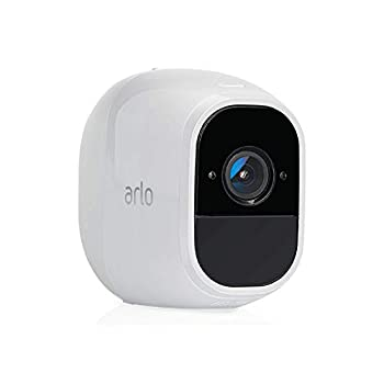 Arlo Pro 2 1 Add-on Camera | Rechargeable Night vision Indoor/Outdoor HD Video 1080p Two-Way Talk Wall Mount | Cloud Storage Included | Works with Arlo Pro Base Station VMC4030P