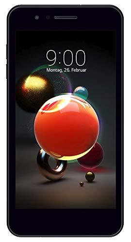 "LG K9 12,7 cm (5"") 2 GB 16 GB SIM única 4G Negro 2500 mAh - Smartphone (12,7 cm (5""), 2 GB, 16 GB, 8 MP, Android 7.1.2, Negro)"