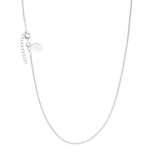 s.Oliver Halskette für Damen, Sterling Silber 925