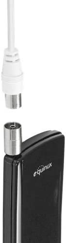 equinux Tizi Adaptador de Antena - para receptores de TV portátil Tizi/Tizi +