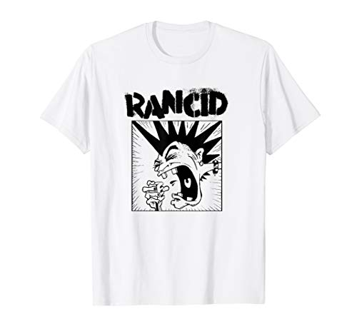Rancid - Microphone Guy - Official Merchandise T-Shirt