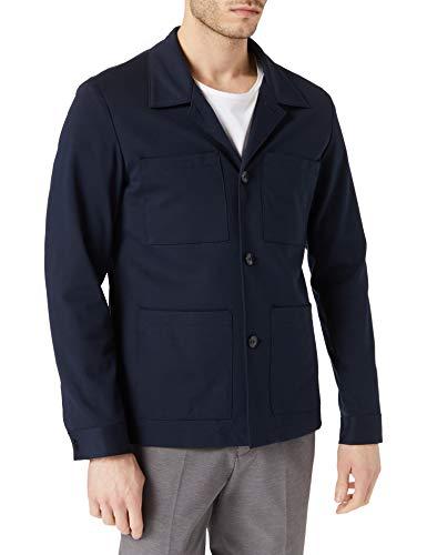SELECTED HOMME Male Blazer Casual Stretch 52Navy Blazer