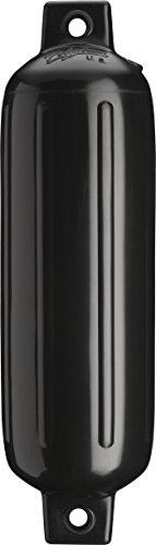 polyform 27905528 G Series Fender - 8,9 x 32,5 cm, schwarz