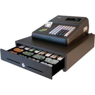 Sam4s CC029 Negro registro de dinero en efectivo