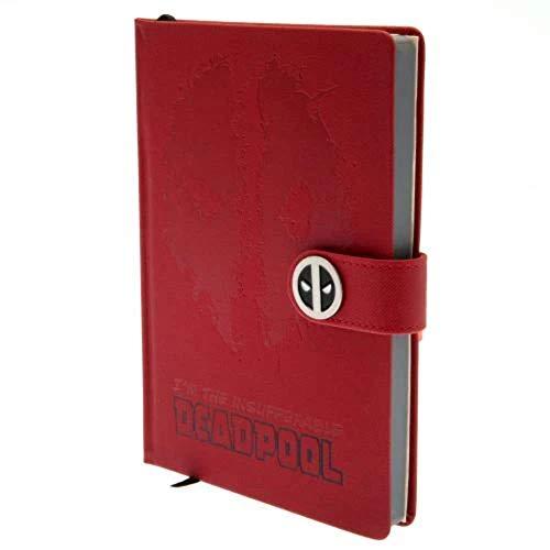 Pyramid International Deadpool SR72395 Notizbuch, A5