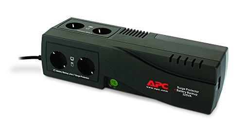 APC Back-UPS ES 325 - Unterbrechungsfreie Stromversorgung 325VA - BE325-GR - 4 Schuko Ausgänge - Überspannungsschutz
