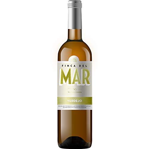 Finca del Mar Verdejo Vino Blanco 6 Botellas - 750 ml