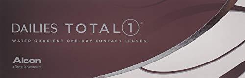 Dailies Total 1 10075006 Lentes de Contacto, R 8.5, D 14.1, Dioptría -2,5-30 Unidades