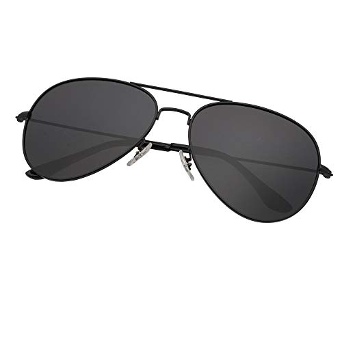 Yveser Gafas de sol polarizadas de aviador para hombre y mujer Yv3027