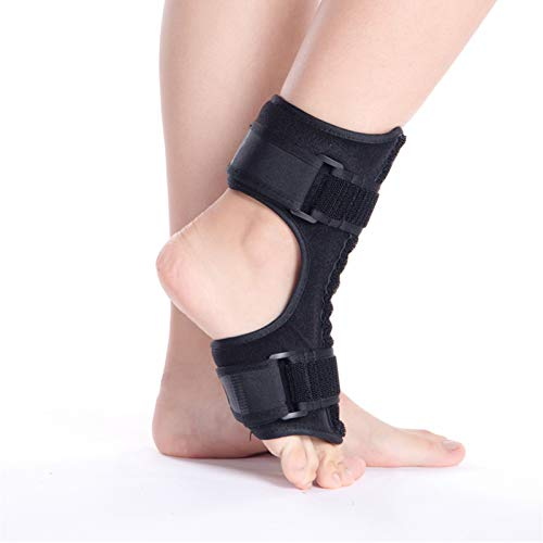 ZHZX Fersensporn Splint, Fallfuß Frakturfixierung Gürtel, Fersensporn Unterstützung für Flat Feet Achillessehnenentzündung Heel Ankle Foot Pain,Airtight