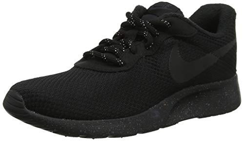 Nike Tanjun Se Wmns 844908-001, Zapatillas de Deporte Mujer, Negro (Black/Anthracite-Black), 36.5 EU