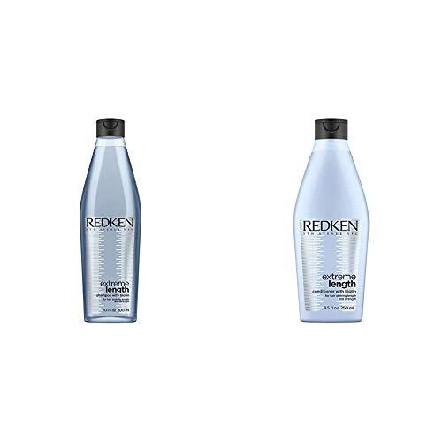 Redken Extreme Length Basic-Care Haarpflegeroutine| Haarpflegeset für länger werdendes Haar