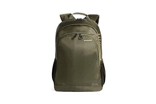 """Tucano FORTE PACK Zaino in Nylon per Notebook 15.6"""" e Macbook PRO 15"""" Retina"""