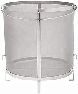 Steel Beer Wine House Home Brew Filter Basket Strainer Barware Bar Tools Filter Bag for Jelly Jams Homebrew S