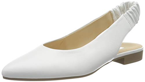 Gabor Shoes Damen Fashion Pumps, Weiß (Weiss 21), 39 EU