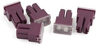 DealMux 60 Pcs 7,5A l/ámina fusibles color caf/é para el coche autom/ático