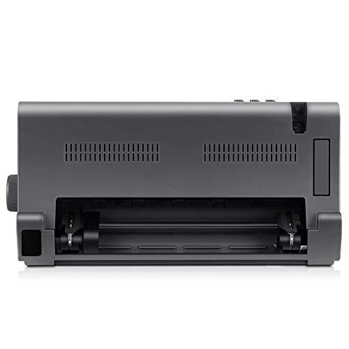 N / A Impresora matricial multifunción con Puerto USB, Material plástico, posicionamiento fotoeléctrico de Copia HD de Acoplamiento Inteligente, Adecuada para oficinas Grandes