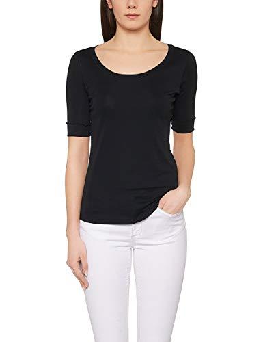 VAUDE Damen Skomer 3/4 T-Shirt, Eclipse, 46
