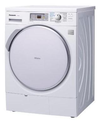Panasonic NH-P80S1 Libera installazione Carica frontale 8kg A++ Bianco