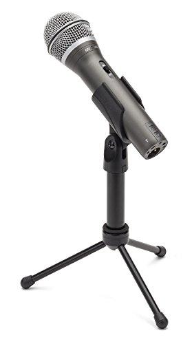 Samson Q2U - USB/XLR Micrófono dinámico - Negro